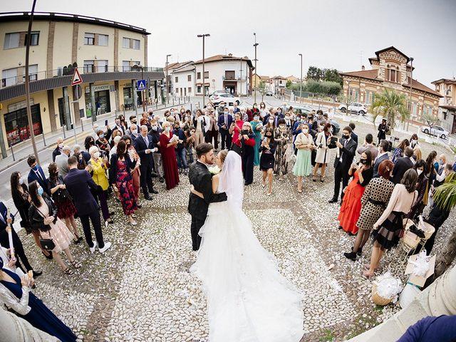Il matrimonio di Mattia e Laura a Torbole Casaglia, Brescia 41