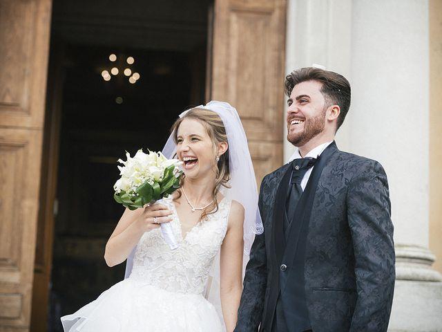Il matrimonio di Mattia e Laura a Torbole Casaglia, Brescia 42