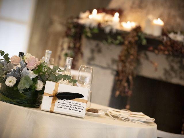 Il matrimonio di Mattia e Laura a Torbole Casaglia, Brescia 50