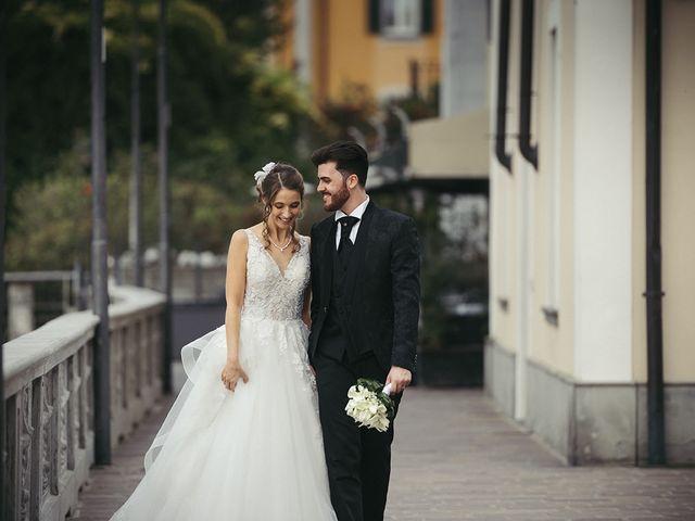 Il matrimonio di Mattia e Laura a Torbole Casaglia, Brescia 53
