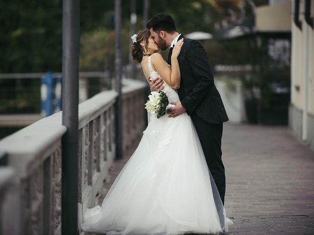 Il matrimonio di Mattia e Laura a Torbole Casaglia, Brescia 54
