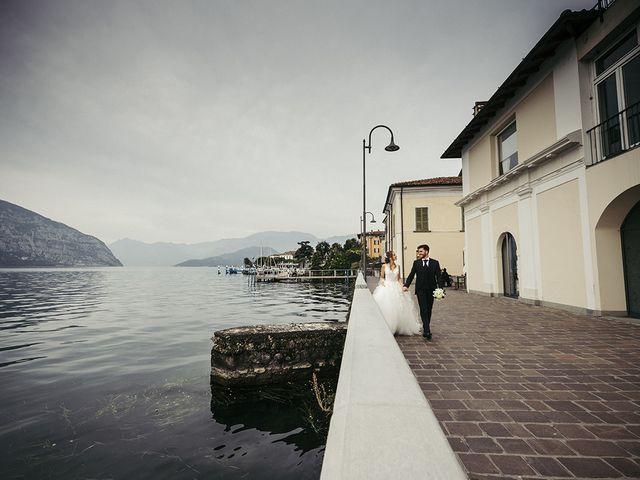 Il matrimonio di Mattia e Laura a Torbole Casaglia, Brescia 55