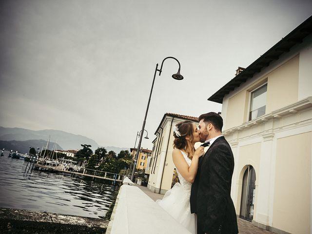 Il matrimonio di Mattia e Laura a Torbole Casaglia, Brescia 56