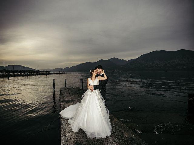 Il matrimonio di Mattia e Laura a Torbole Casaglia, Brescia 58