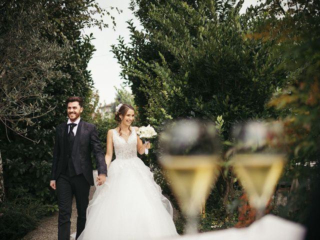 Il matrimonio di Mattia e Laura a Torbole Casaglia, Brescia 59