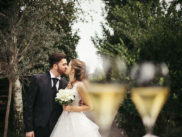 Il matrimonio di Mattia e Laura a Torbole Casaglia, Brescia 60