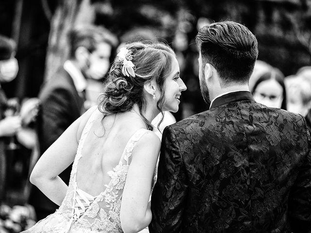 Il matrimonio di Mattia e Laura a Torbole Casaglia, Brescia 63