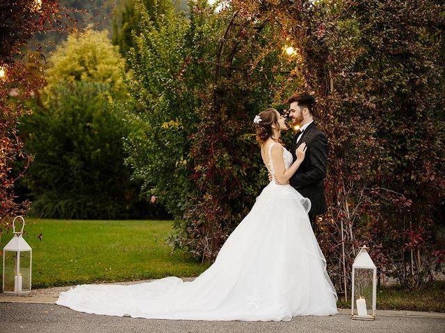Il matrimonio di Mattia e Laura a Torbole Casaglia, Brescia 68