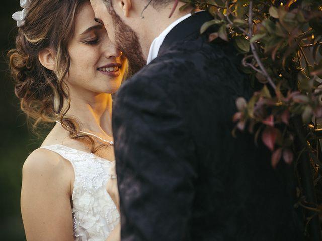 Il matrimonio di Mattia e Laura a Torbole Casaglia, Brescia 69