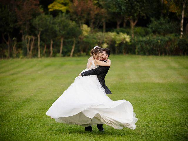 Il matrimonio di Mattia e Laura a Torbole Casaglia, Brescia 70