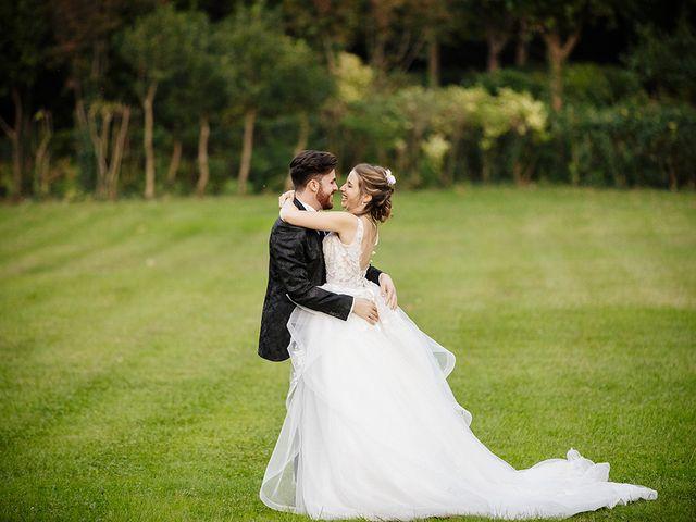 Il matrimonio di Mattia e Laura a Torbole Casaglia, Brescia 71
