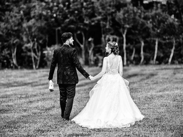 Il matrimonio di Mattia e Laura a Torbole Casaglia, Brescia 72