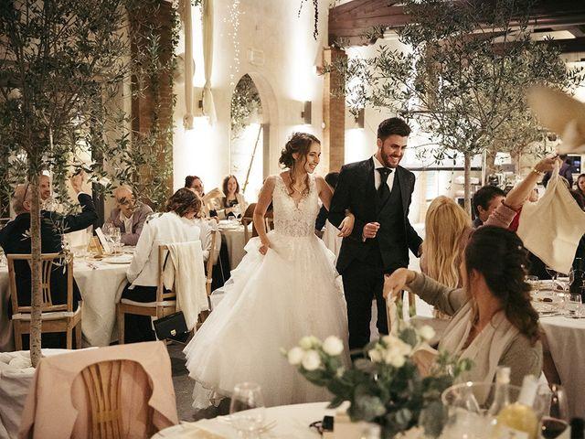 Il matrimonio di Mattia e Laura a Torbole Casaglia, Brescia 75