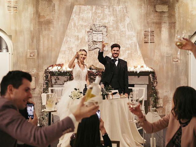 Il matrimonio di Mattia e Laura a Torbole Casaglia, Brescia 76