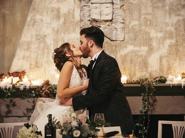 Il matrimonio di Mattia e Laura a Torbole Casaglia, Brescia 77
