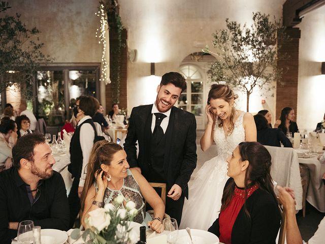 Il matrimonio di Mattia e Laura a Torbole Casaglia, Brescia 79