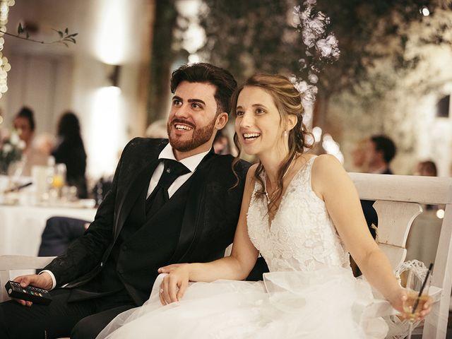 Il matrimonio di Mattia e Laura a Torbole Casaglia, Brescia 80