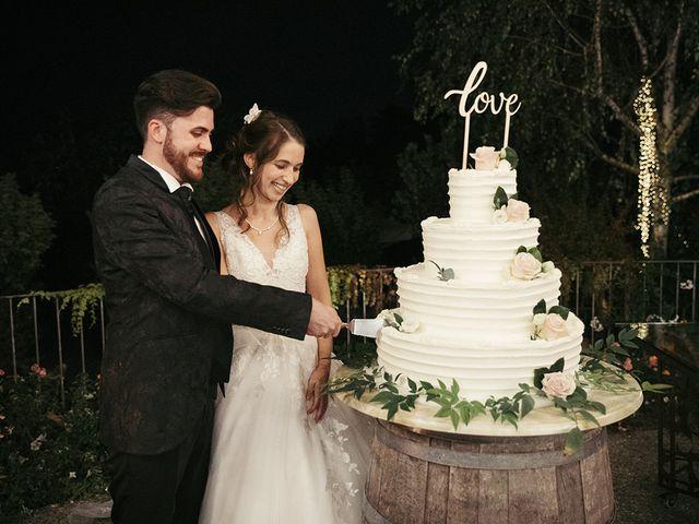 Il matrimonio di Mattia e Laura a Torbole Casaglia, Brescia 83