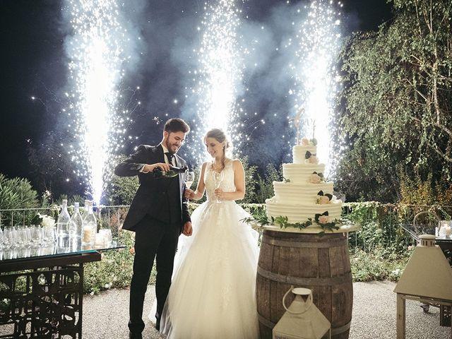 Il matrimonio di Mattia e Laura a Torbole Casaglia, Brescia 84