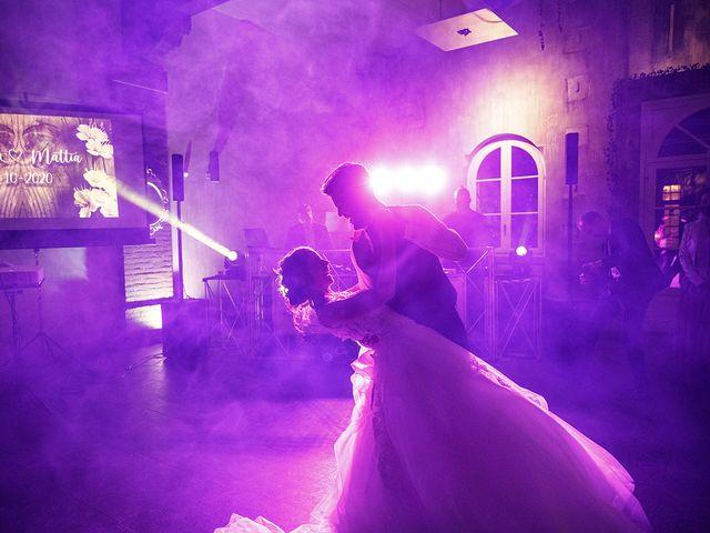 Il matrimonio di Mattia e Laura a Torbole Casaglia, Brescia 87
