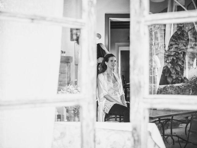 Il matrimonio di Giuseppe e Francesca a Piovera, Alessandria 14