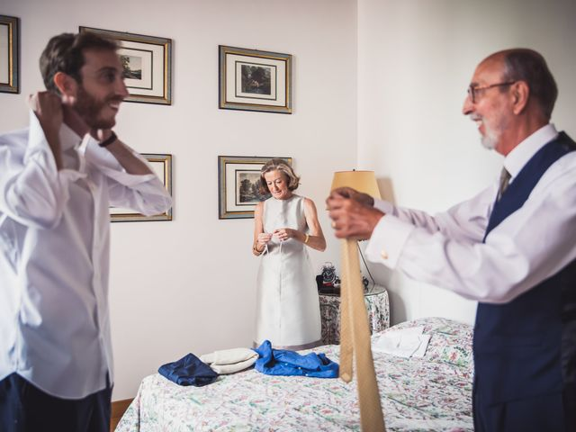 Il matrimonio di Giuseppe e Francesca a Piovera, Alessandria 21