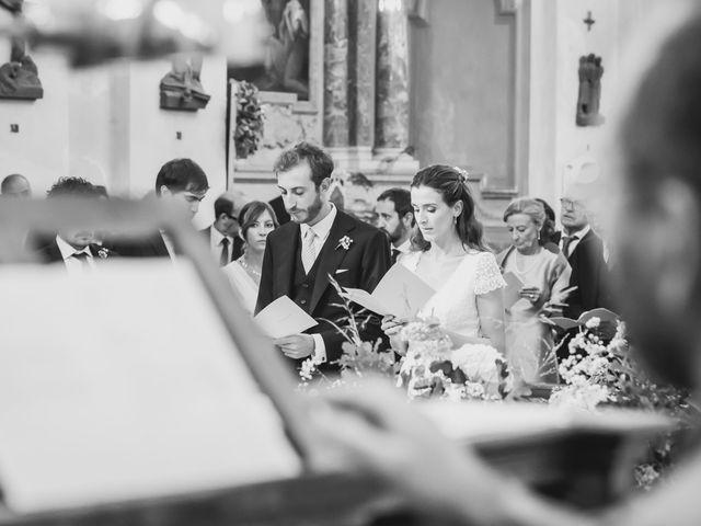 Il matrimonio di Giuseppe e Francesca a Piovera, Alessandria 33
