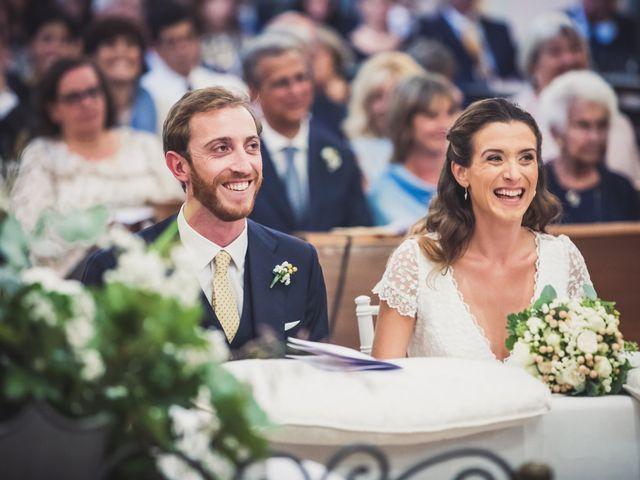 Il matrimonio di Giuseppe e Francesca a Piovera, Alessandria 34