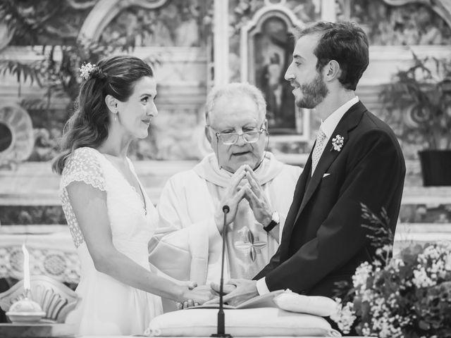 Il matrimonio di Giuseppe e Francesca a Piovera, Alessandria 38