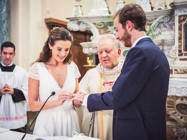 Il matrimonio di Giuseppe e Francesca a Piovera, Alessandria 39