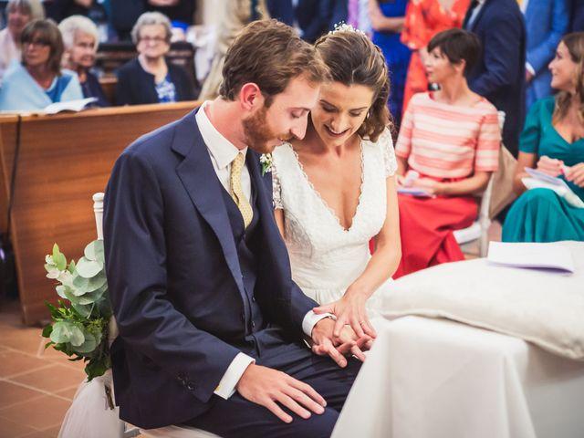 Il matrimonio di Giuseppe e Francesca a Piovera, Alessandria 41