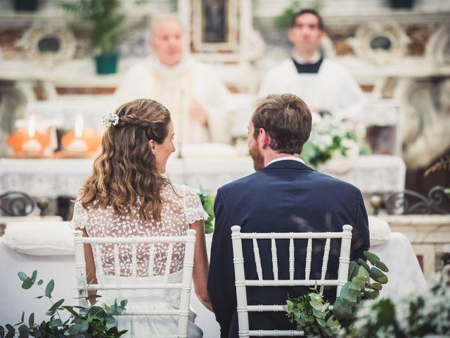 Il matrimonio di Giuseppe e Francesca a Piovera, Alessandria 43