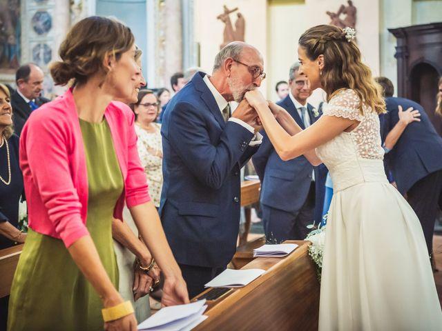 Il matrimonio di Giuseppe e Francesca a Piovera, Alessandria 46