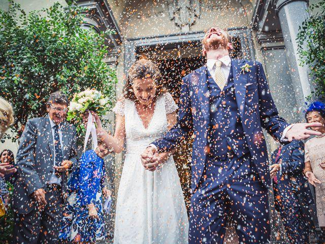 Il matrimonio di Giuseppe e Francesca a Piovera, Alessandria 47