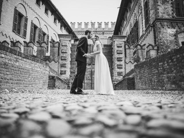 Il matrimonio di Giuseppe e Francesca a Piovera, Alessandria 54