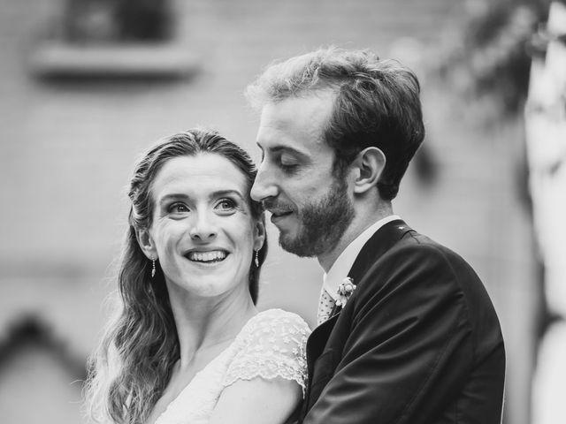 Il matrimonio di Giuseppe e Francesca a Piovera, Alessandria 61