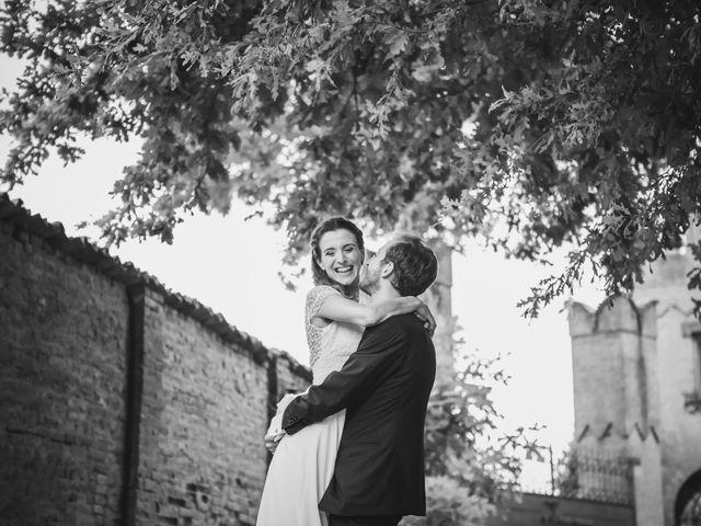 Il matrimonio di Giuseppe e Francesca a Piovera, Alessandria 63