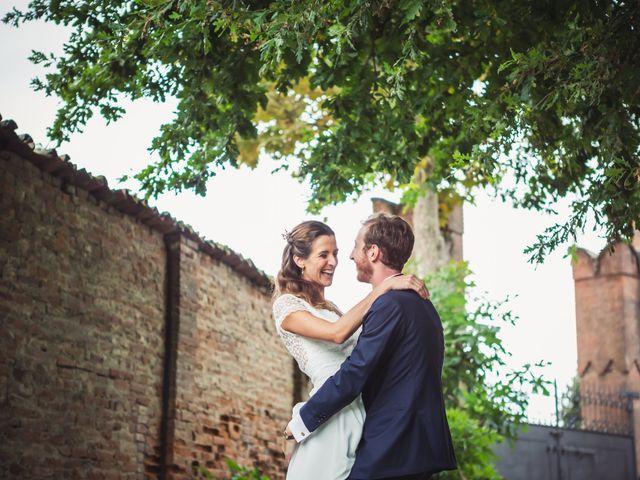 Il matrimonio di Giuseppe e Francesca a Piovera, Alessandria 64