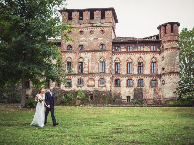 Il matrimonio di Giuseppe e Francesca a Piovera, Alessandria 65
