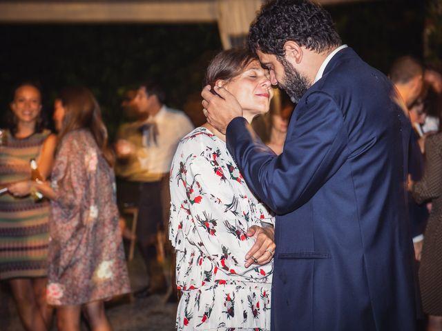 Il matrimonio di Giuseppe e Francesca a Piovera, Alessandria 89