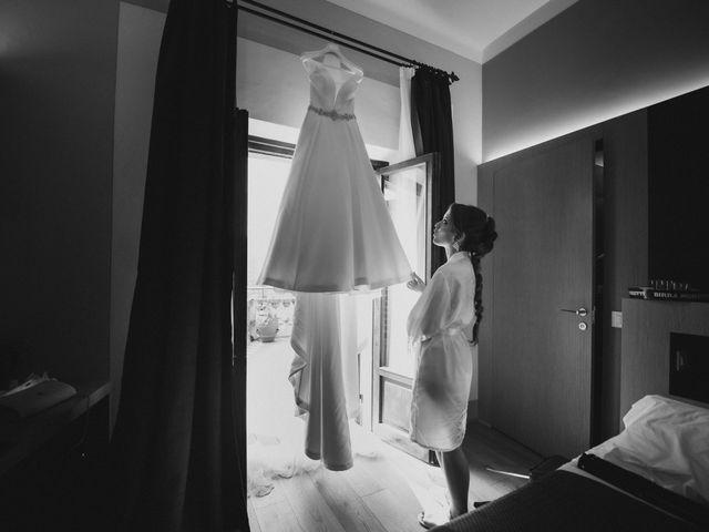 Il matrimonio di Federica e Andi a San Gimignano, Siena 19