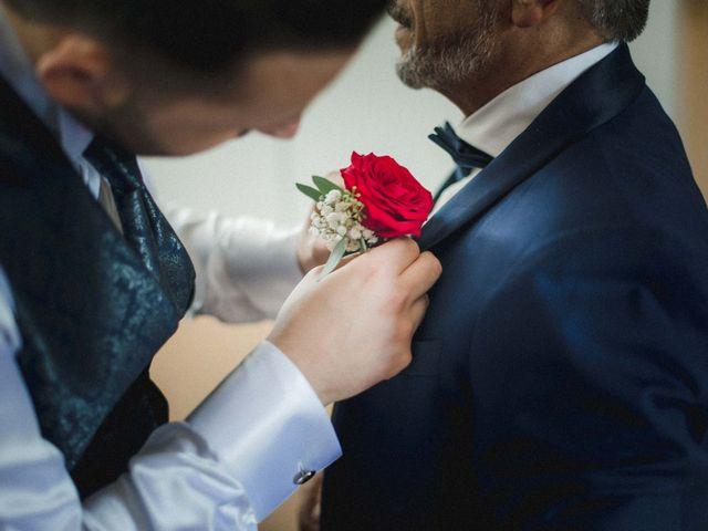Il matrimonio di Federica e Andi a San Gimignano, Siena 24