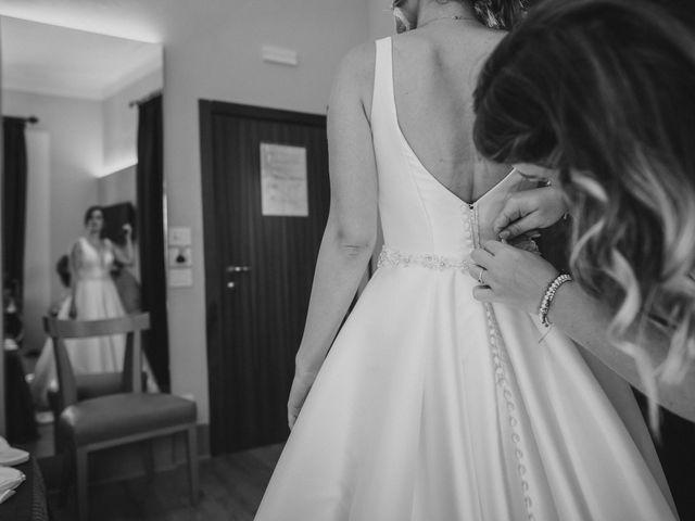 Il matrimonio di Federica e Andi a San Gimignano, Siena 26