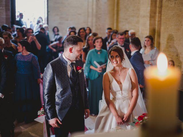 Il matrimonio di Federica e Andi a San Gimignano, Siena 42