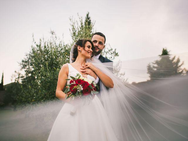 Le nozze di Andi e Federica