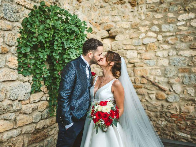 Il matrimonio di Federica e Andi a San Gimignano, Siena 55
