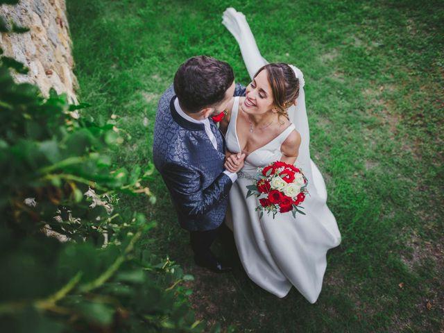 Il matrimonio di Federica e Andi a San Gimignano, Siena 56