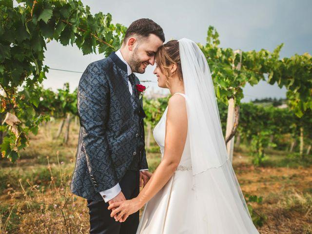 Il matrimonio di Federica e Andi a San Gimignano, Siena 59