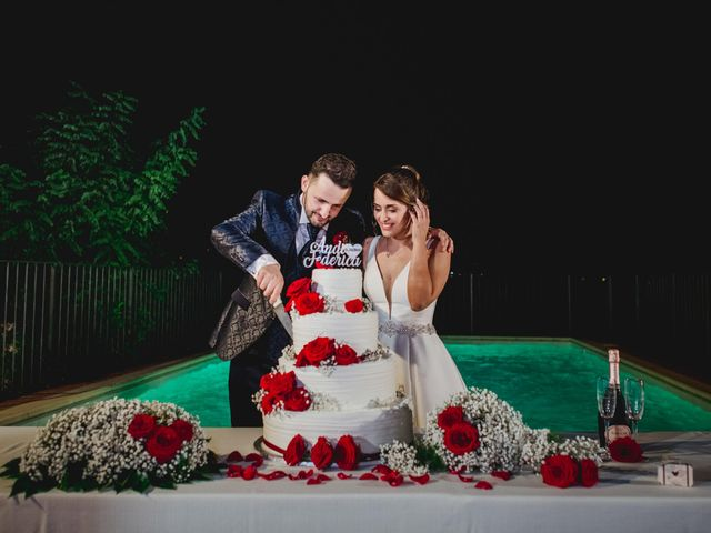Il matrimonio di Federica e Andi a San Gimignano, Siena 72