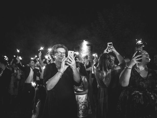 Il matrimonio di Federica e Andi a San Gimignano, Siena 73